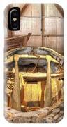 Chesapeake Bay Workboat IPhone Case