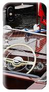 Chris Craft Utility IPhone Case