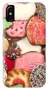 Christmas Cookies IPhone Case