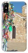 Church Of Profitis Elias - Cyprus IPhone Case