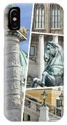 Collage Of Vienna IPhone Case