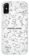 Constellations IPhone Case