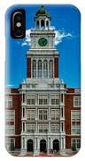 Denver's East High School IPhone Case