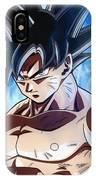 Dragon Ball Super - Goku IPhone Case