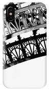 Eiffel Tower Detail IPhone Case