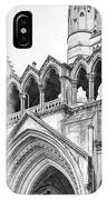 Entrance To Royal Courts Of Justice London IPhone Case