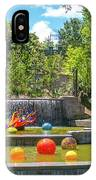 Chihuly Exhibition In The Atlanta Botanical Garden. #02 IPhone Case