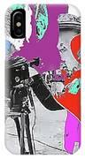 Film Homage Andy Warhol Lonesome Cowboys Old Tucson Arizona 1968-2013 IPhone Case