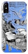 Film Homage Esther Williams Skirts Ahoy 1952 St. Patrick's Day Party Tucson Arizona 1985-2012 IPhone Case