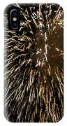 Firework Colors IPhone Case