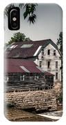 Flour Mill IPhone Case