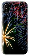Fourth Of July Fireworks  IPhone Case