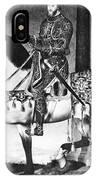 Francis I (1494-1547) IPhone Case