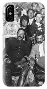 Francisco Pancho Villa IPhone Case