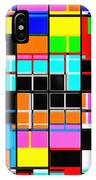 Geometrics IPhone Case