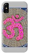 Gift Of Om From Ancient Indian Culture Fineart Graphics By Navinjoshi At Fineartamerica.com Popular  IPhone Case