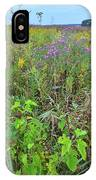 Glacial Park Native Prairie IPhone Case