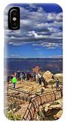 Grand Canyon #  4 - Mather Point Overlook IPhone Case