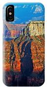Grand Canyon National Park - Sunset On North Rim  IPhone Case