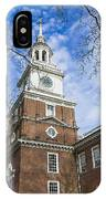 Independence Hall IPhone Case