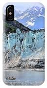 Lamplugh Glacier IPhone Case