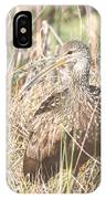 Limpkin IPhone Case