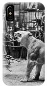 Lion Tamer, 1930s IPhone Case