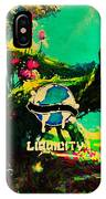 Liquicity IPhone Case