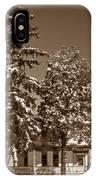 Liston Rear Range Lighthouse De IPhone Case