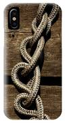 Love Knots IPhone Case