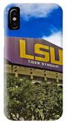Lsu Tiger Stadium IPhone Case