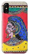 Madhubani  IPhone Case