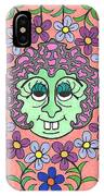 Goofy Green Witch IPhone X Case