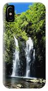 Maui Waterfall IPhone Case