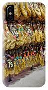 Meat Market In Palma Majorca Spain IPhone Case