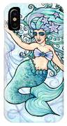 Mermaid Belly Dancer IPhone Case