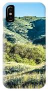 Muir Woods Forest Drive By Nature Near San Francisco IPhone Case