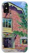 Nashville Shop IIi IPhone Case