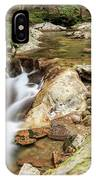 New England Waterfall IPhone Case