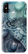 New Uk Five Pound Note IPhone Case