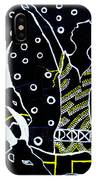 Nuer Lady -  South Sudan IPhone Case