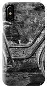 Old Bike IPhone Case