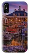 Opryland Hotel IPhone Case