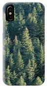 Oregon, Cascade Mountain IPhone Case