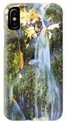 Oregon Cascades, Oregon, Usa IPhone Case