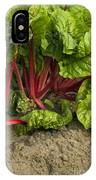 Organic Swiss Chard IPhone Case