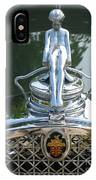 Packard Hood Ornament IPhone Case