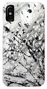 Painting Noir IPhone Case