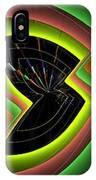 Broken Sym IPhone Case