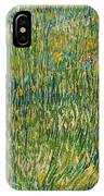 Patch Of Grass IPhone Case